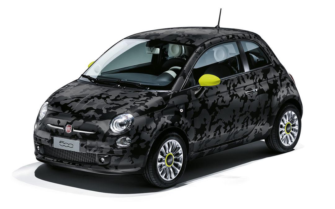 Fiat 500. Nuevas versiones especiales
