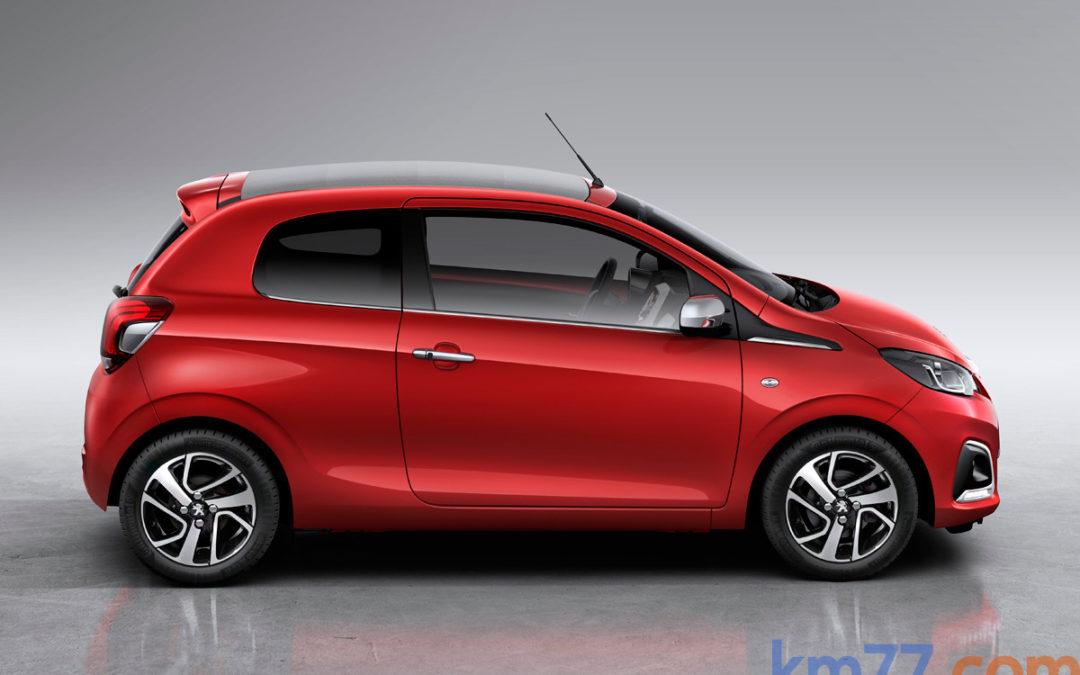 Peugeot 108, ya a la venta desde 11 700 €