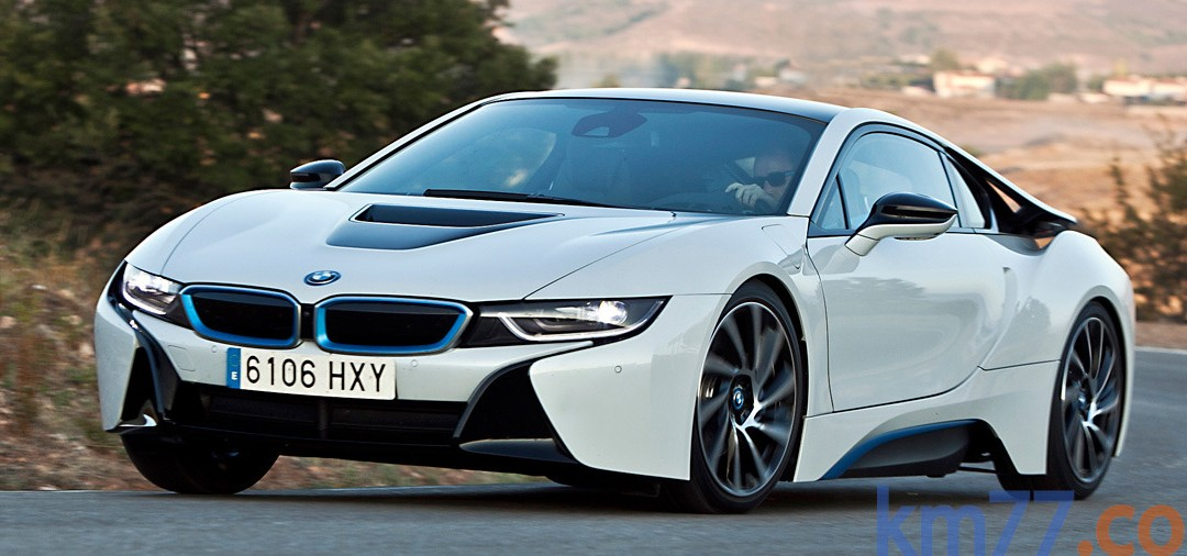 BMW i8. Anécdotas de semáforo