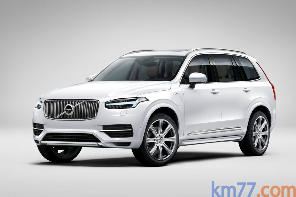 Volvo XC90 Incription