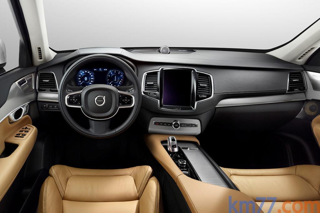 Volvo XC90 Incription -2