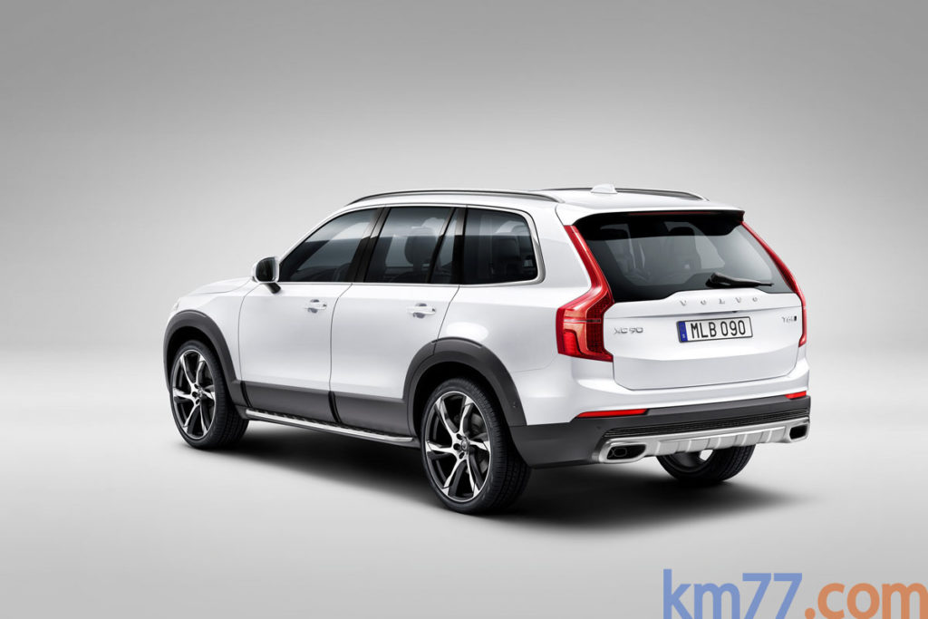 Volvo XC90 Incription pack