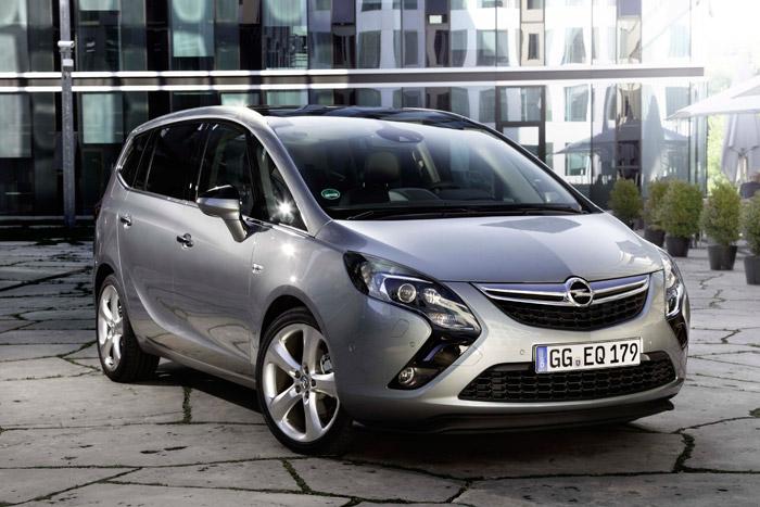 Prueba de consumo (174): Opel Zafira Tourer 1.6-CDTI 7 plazas