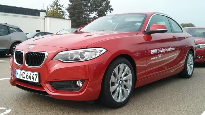 BMW Driving Experience de la mano de Bridgestone
