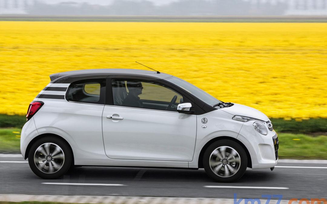 Ya a la venta el Citroën C1. Desde 10 250 €