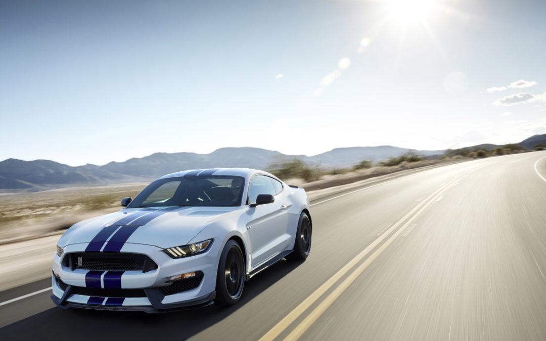 Shelby GT350 Mustang, el retorno de una leyenda