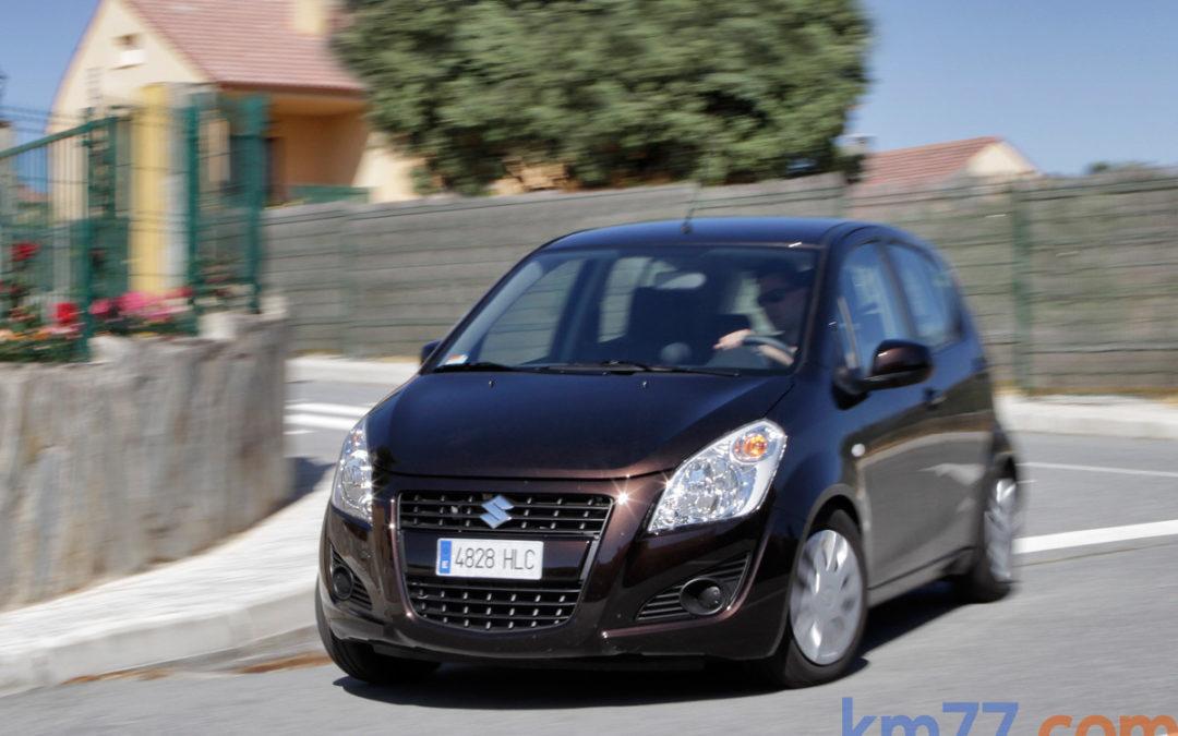 Suzuki pone fin a la comercialización del Splash