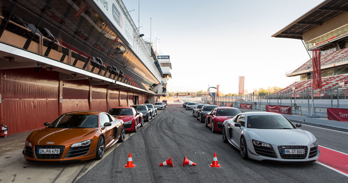 Audi Driving Experience Sportscar