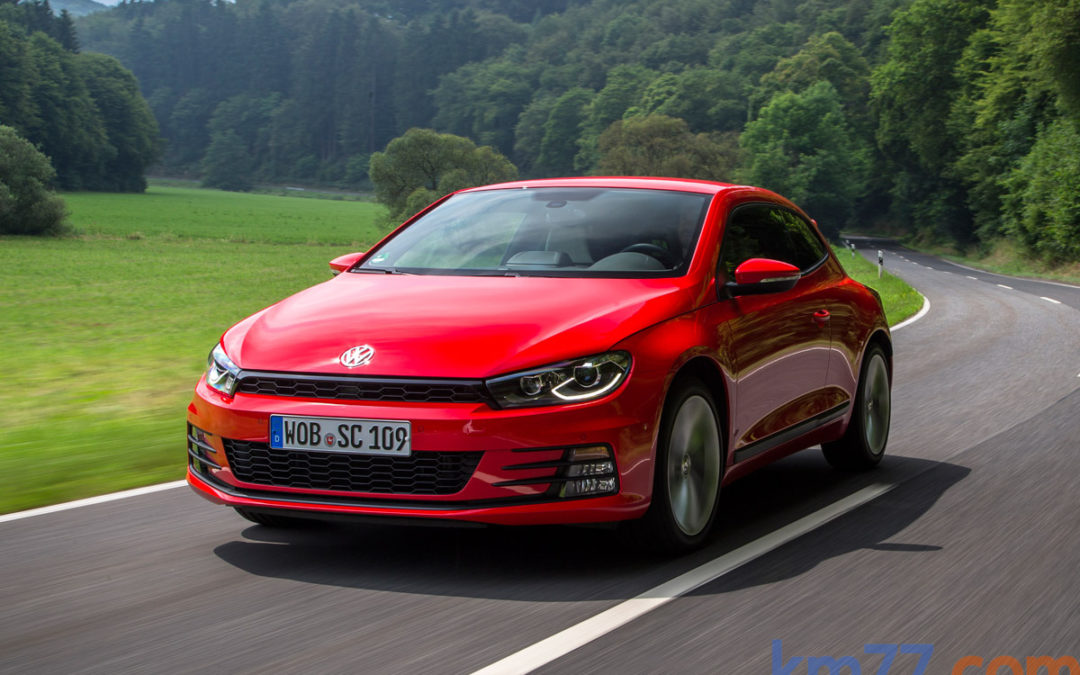 Ligero aumento en el precio de venta del Volkswagen Scirocco