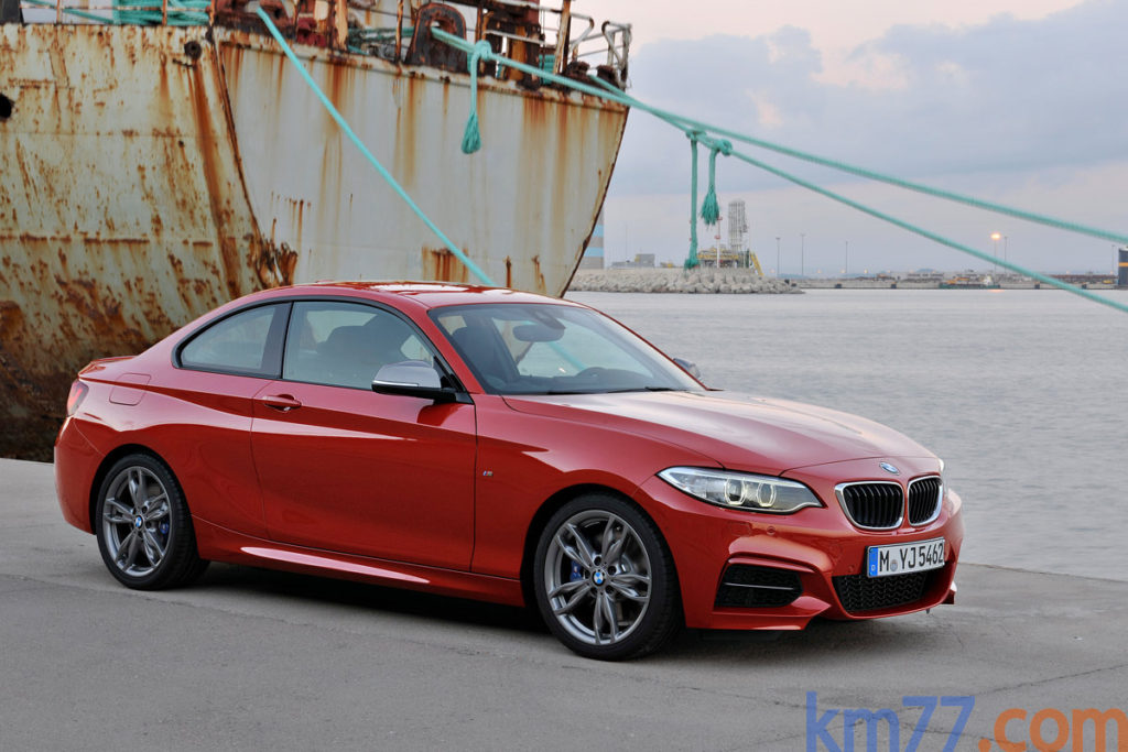 M235i coupe xDrive
