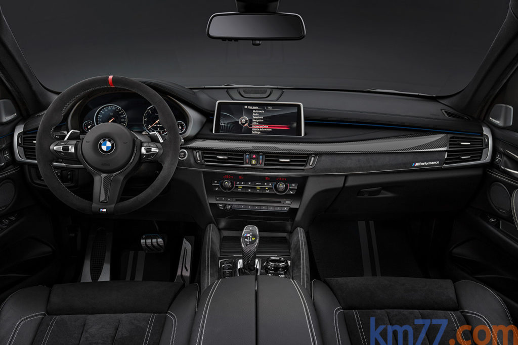 X6 M performance INT1