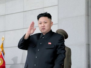 Gloria a ti, gran Kim Jong Un