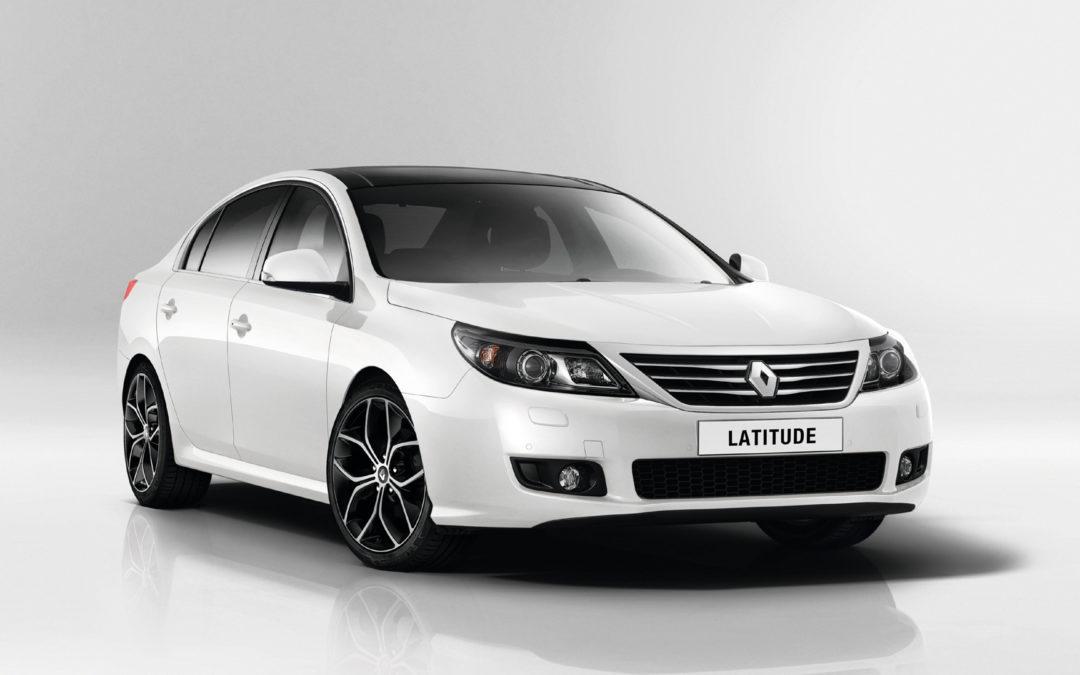 Renault deja de comercializar el Latitude