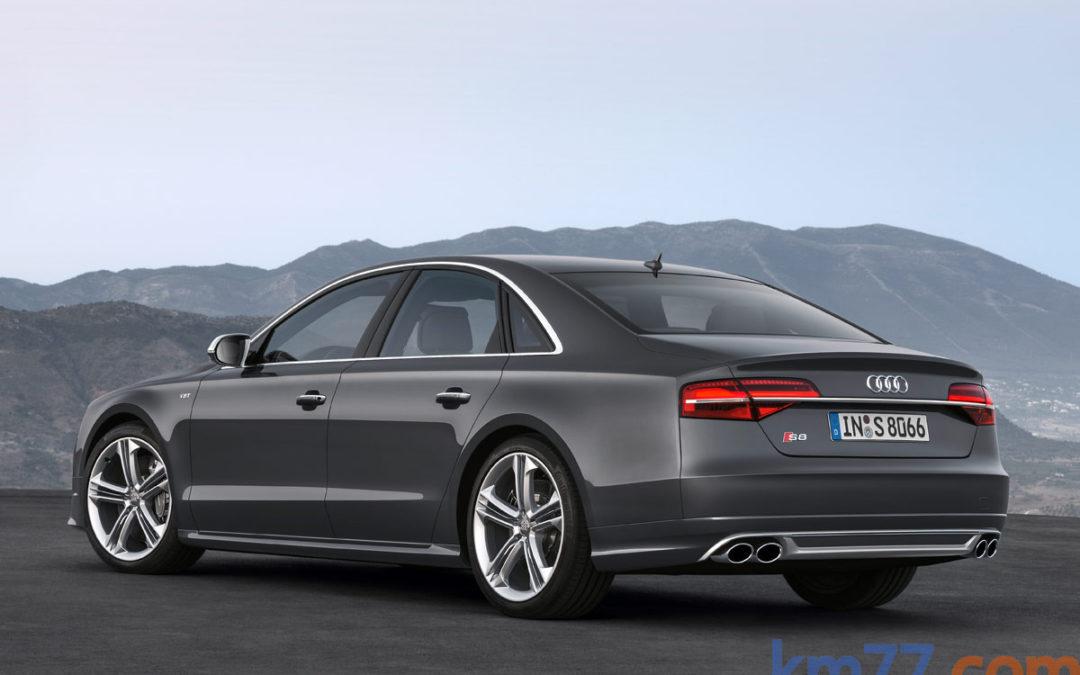 Ligeros cambios en la gama Audi A8