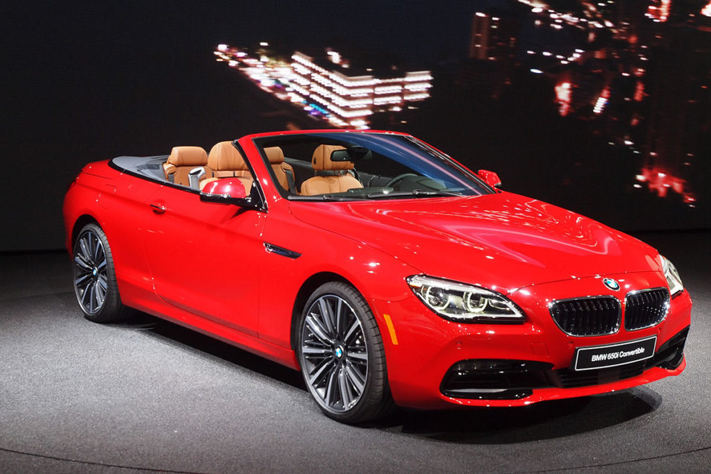 BMW Serie 6 NAIAS 2015