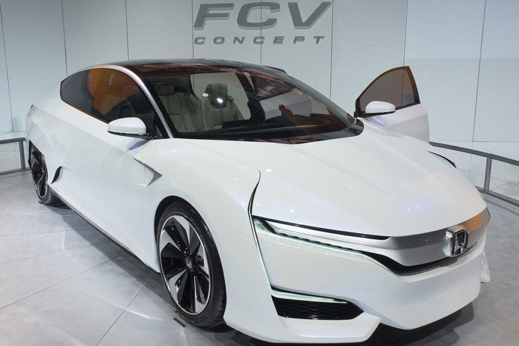 Honda FCV Concept NAIAS