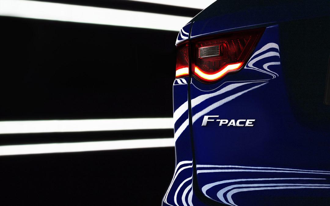 Jaguar confirma el F-Pace, ¿lo veremos en Detroit?