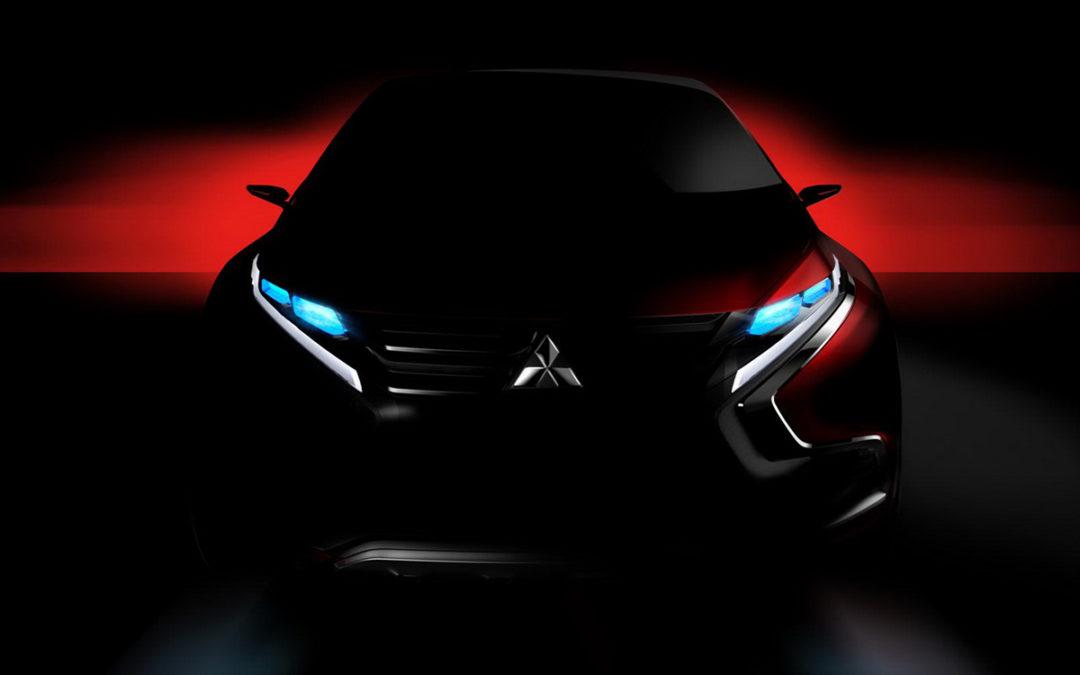 El nuevo prototipo de Mitsubishi será presentado en Ginebra