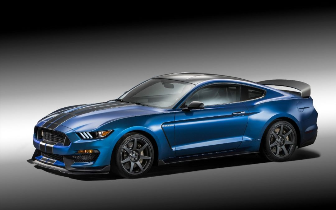 NAIAS 2015: Shelby GT350R Mustang