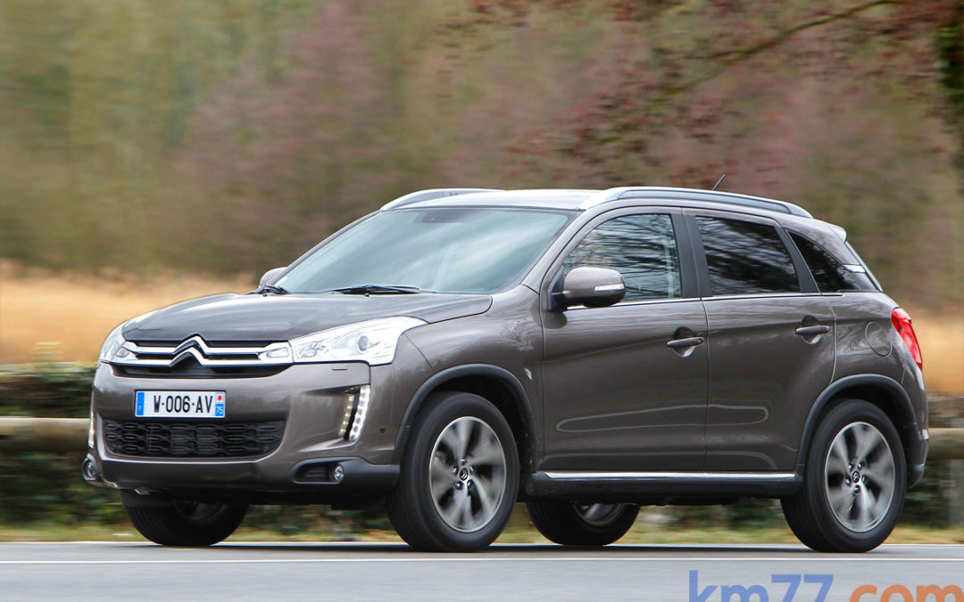 Nuevo Citroën C4 Aircross Collection