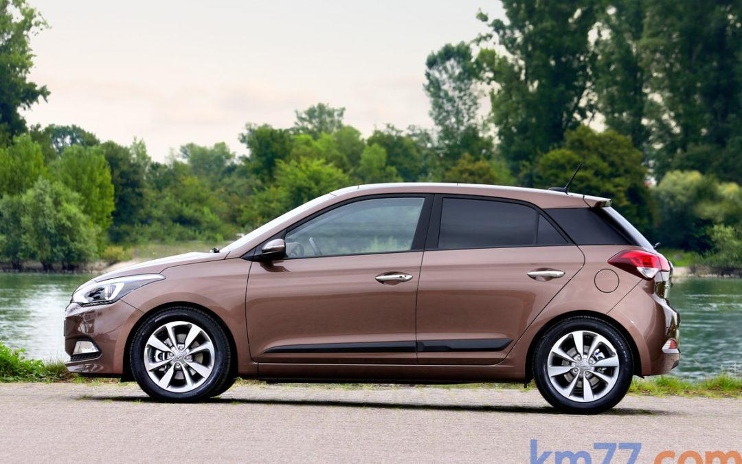 Hyundai i20 5 puertas, ya a la venta (con descuentos incluidos)
