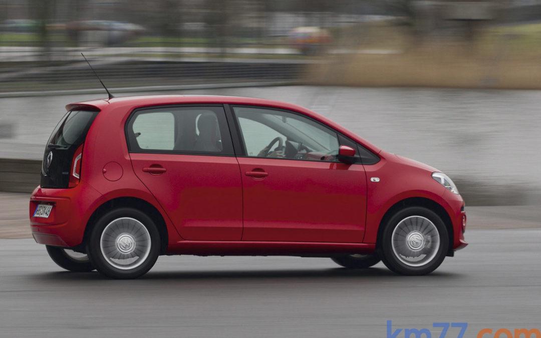Volkswagen Up! Ecofuel ya a la venta