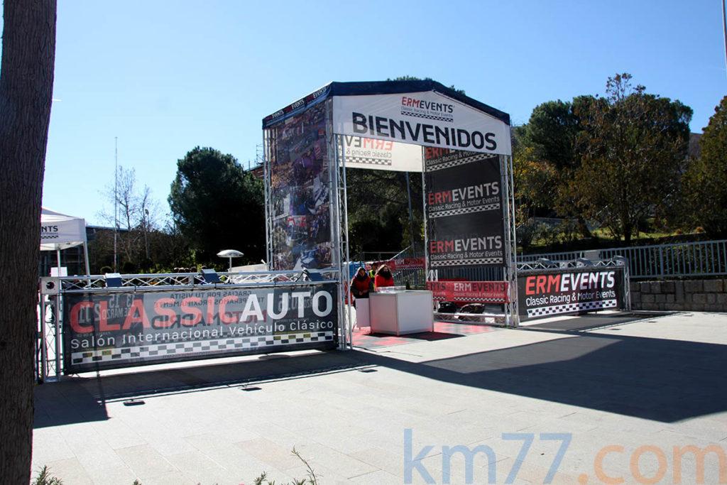 AutoClassic Madrid 2015 km77.com