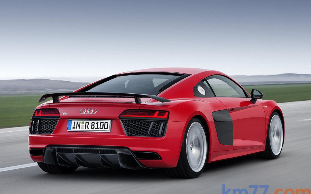 Vídeo: El nuevo Audi R8 V10 Plus en circuito