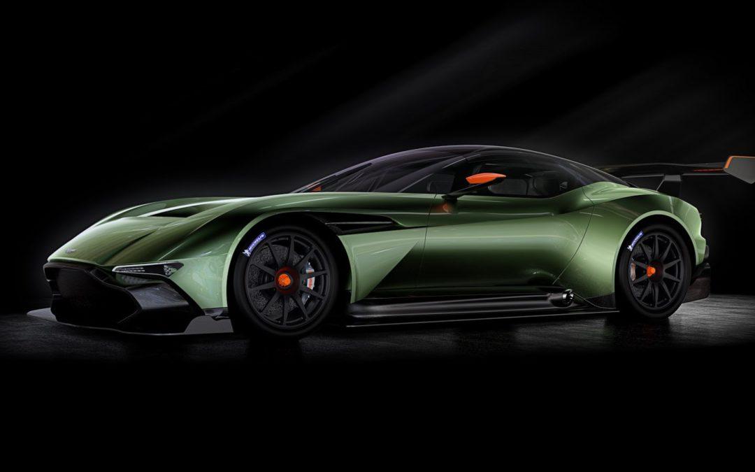 Aston Martin Vulcan, directo al circuito