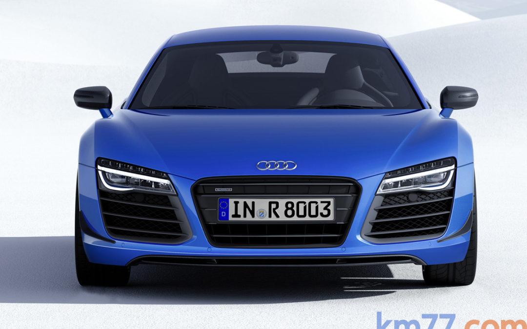 El nuevo Audi R8 podrá tener faros láser