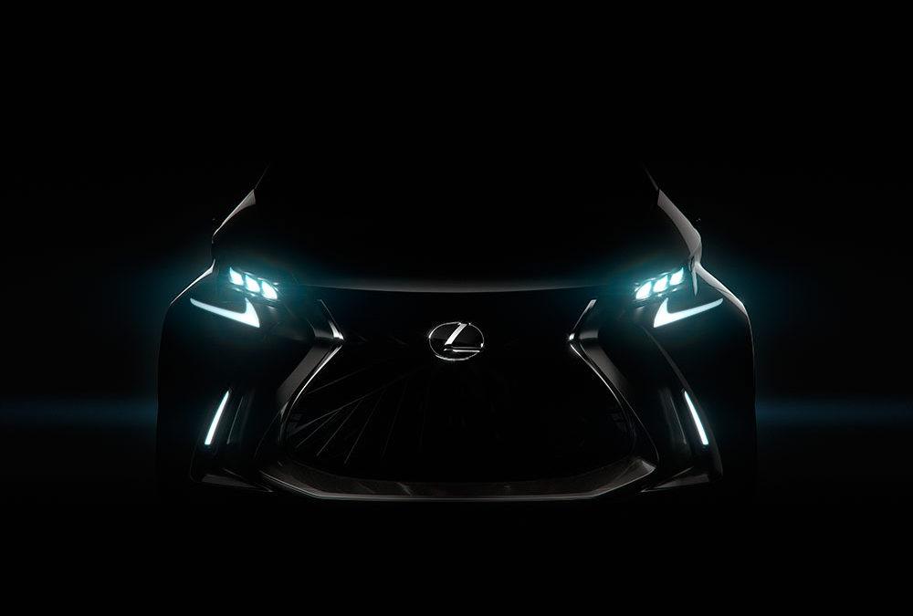 Lexus LF-SA Concept, otro prototipo para Ginebra