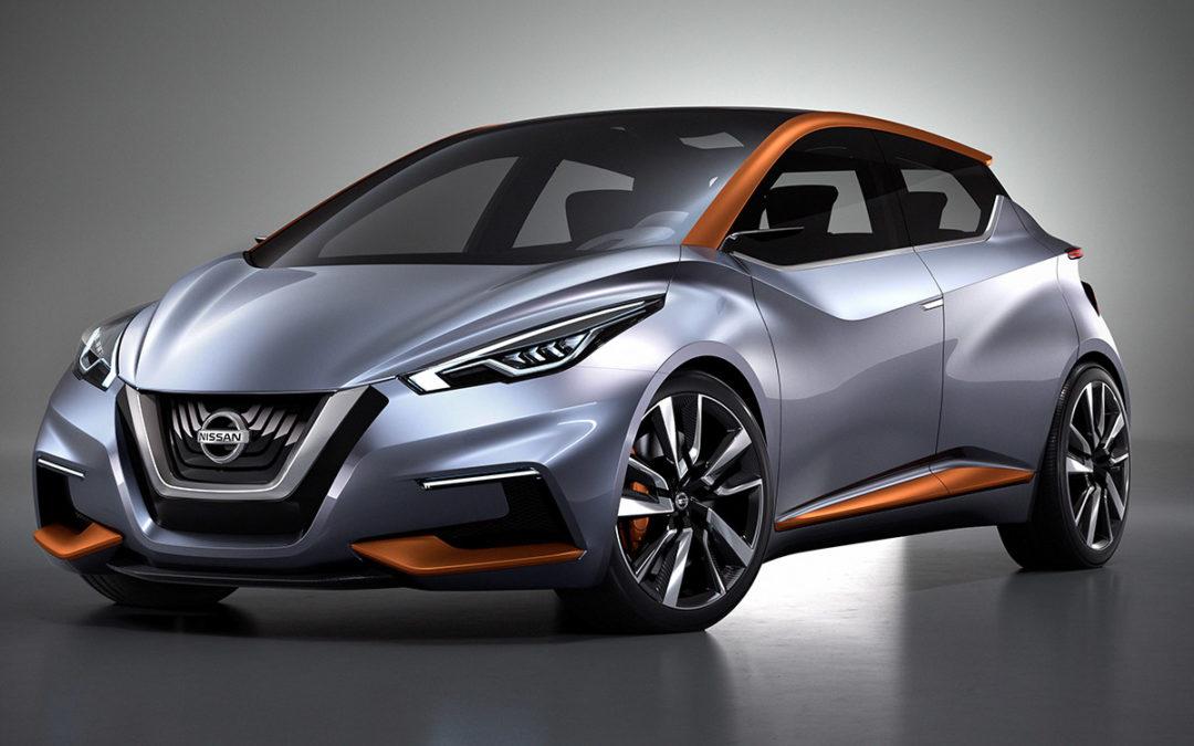 Nissan Sway. ¿El futuro Micra?