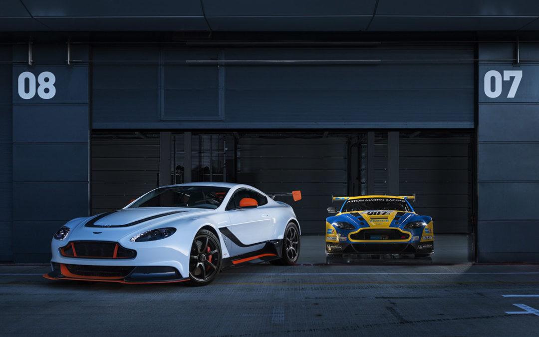Aston Martin Vantage GT3, un modelo de calle