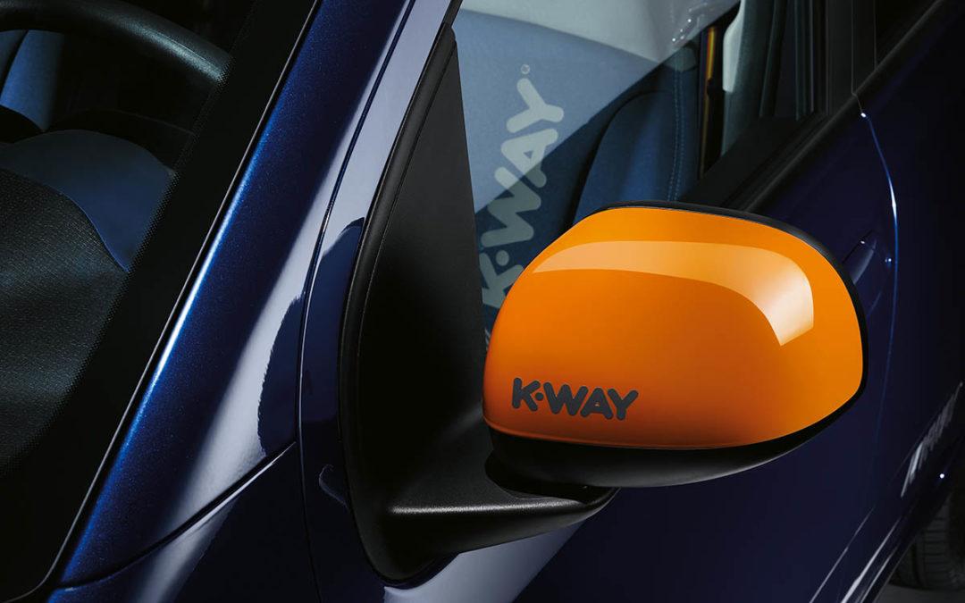 K-Way, una nueva versión especial para el Fiat Panda