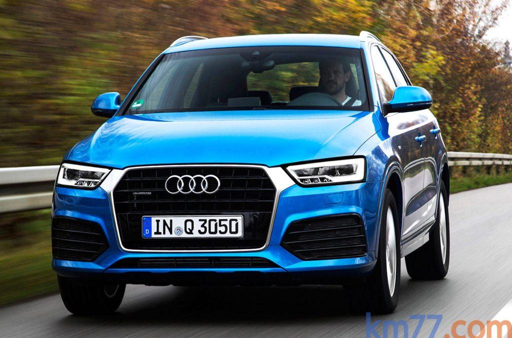 Nuevas ediciones especiales para el Audi Q3