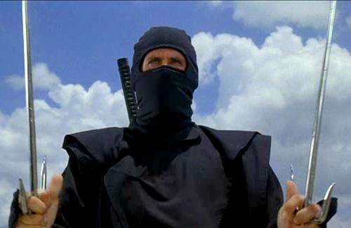 Ay, ninja de mi vida