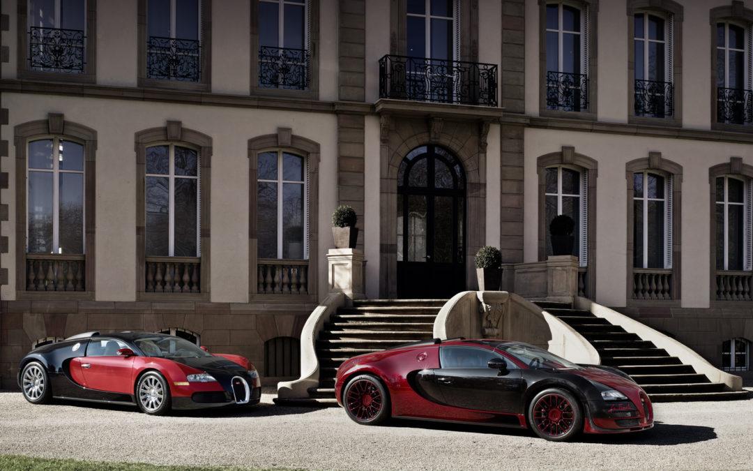 El último Bugatti Veyron