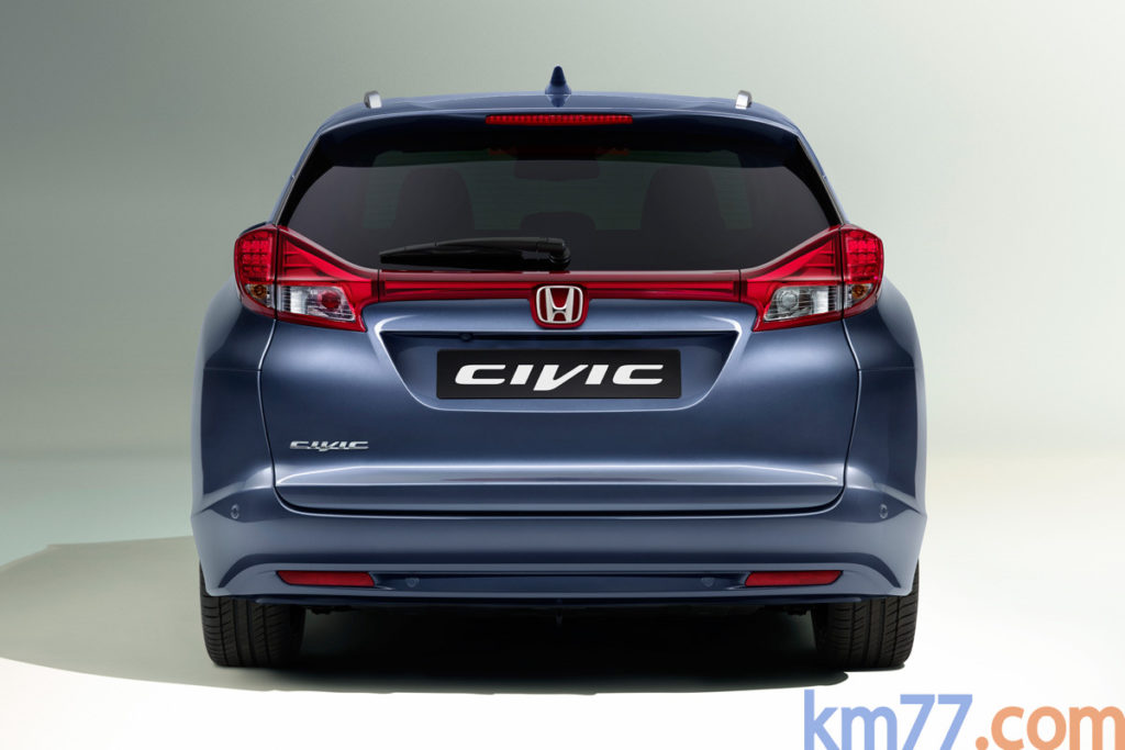 Civic Tourer_km77com