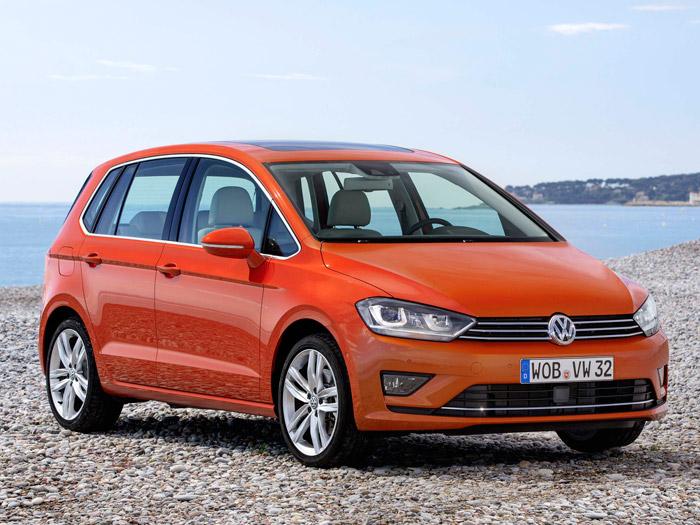Prueba de consumo (184): Volkswagen Golf Sportsvan 1.6-TDI 110 CV
