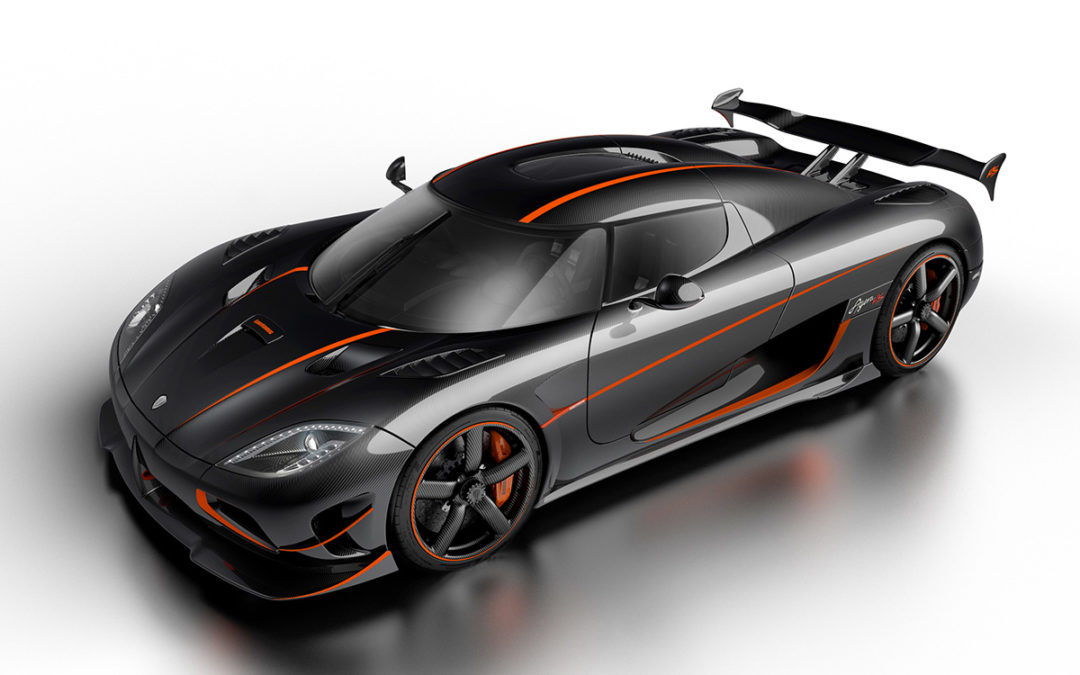 Nuevo Koenigsegg Agera RS, 1160 CV y mucha fibra de carbono