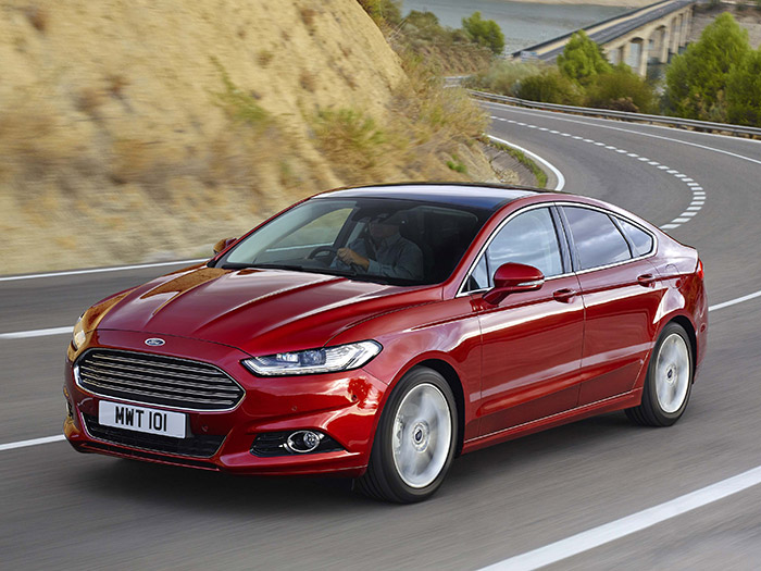 Prueba interesante (45): Ford Mondeo 2.0-TDCi 180 CV