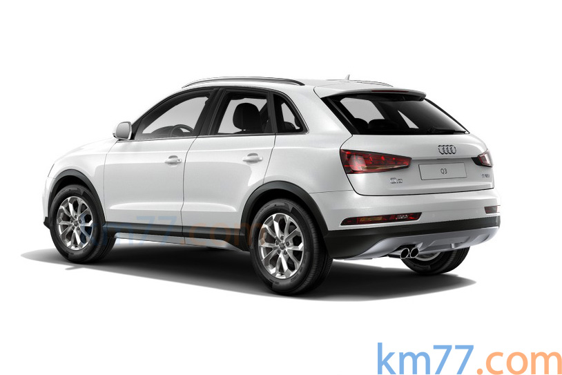 Q3 design edition_km77com