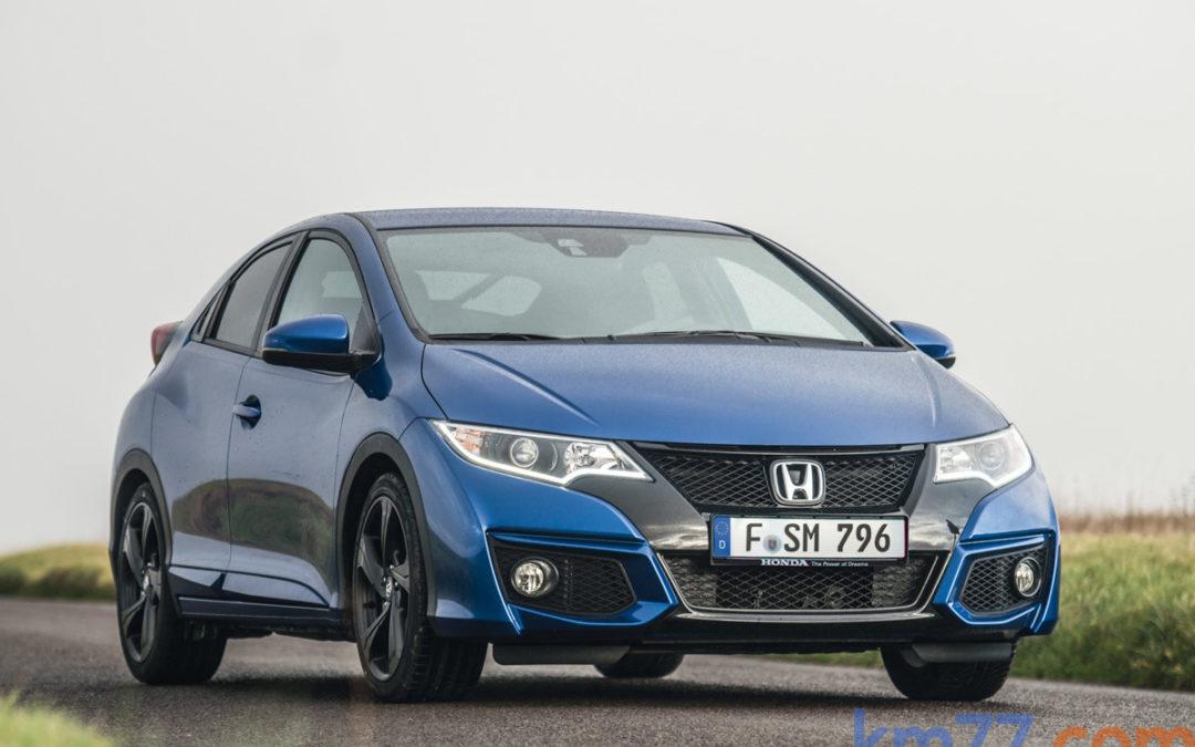 Honda Civic. A la venta desde 18 700 euros.