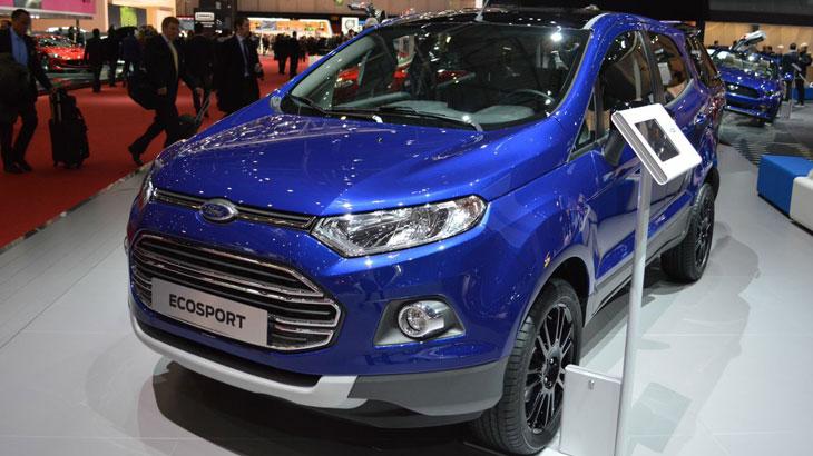 Ford presenta el actualizado EcoSport y su versión deportiva «S»