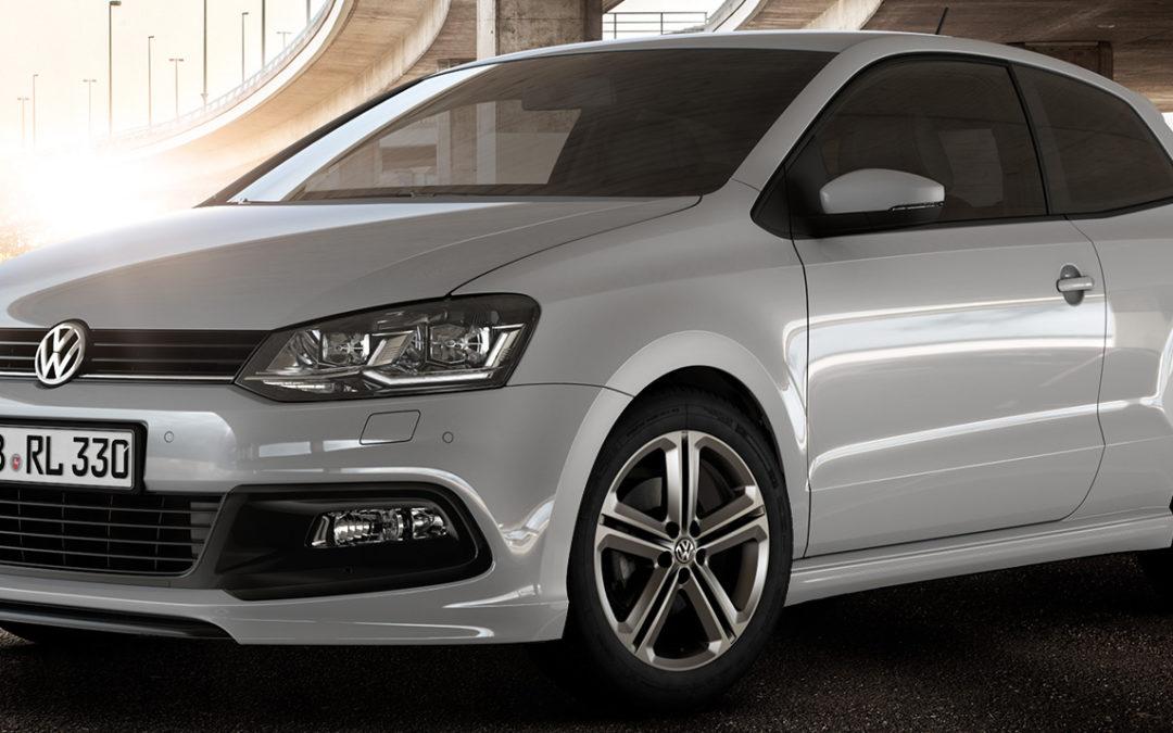 Nuevo Volkswagen Polo R-Line. Desde 17 420 €