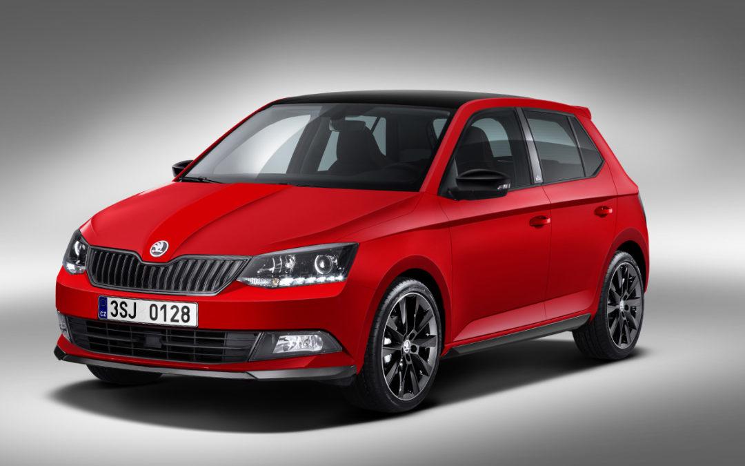 Vuelven las versiones Monte Carlo al Škoda Fabia