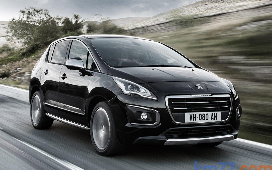 Peugeot 3008. Cambios en la gama (nuevo nivel de equipamiento y motores de gasolina)
