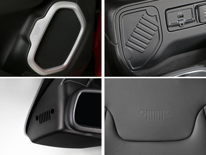 El Jeep Renegade y sus detalles