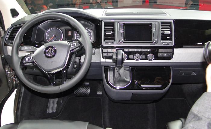 Volkswagen T6. Multivan, Caravelle y Transporter