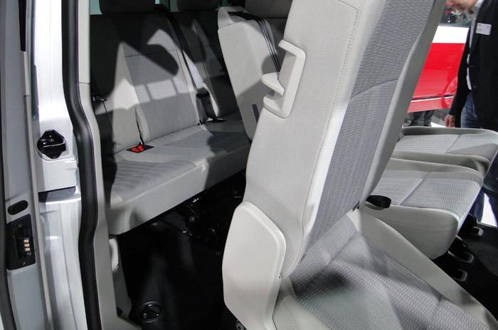 Volkwagen T6. Caravelle